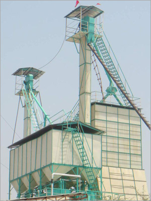 Rice Paddy Dryer