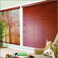 Wooden Vertical Blinds