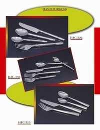Hand Forging Cutlery