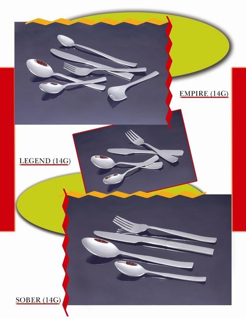 Stainless Steel Spoons