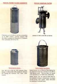 Pollution Control Filters Unit