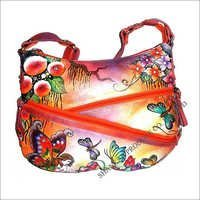 Painted HandBags