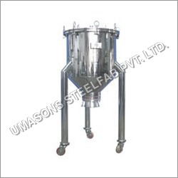 Stainless Steel Process Container