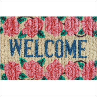 Custom Coir Door Mats
