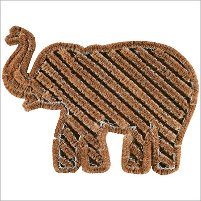 Elephant Shape Mats