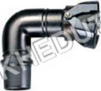 Sprinkler Pipe C Type Bend