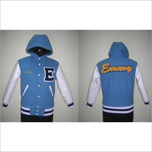 Hood Varsity Jacket