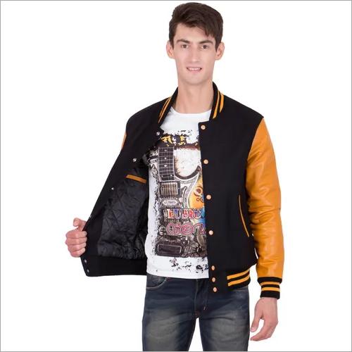 Wool Vinyl Varsity Jackets
