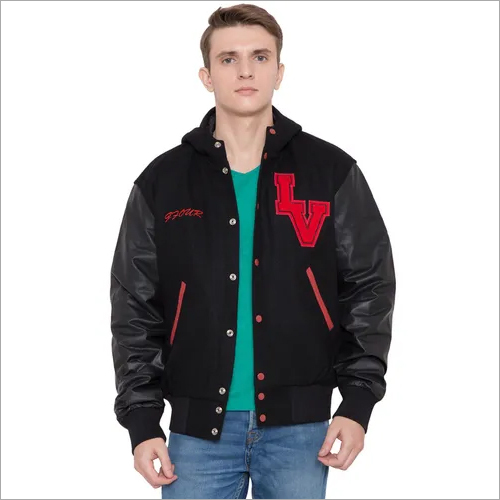 Customized Varsity Jacket