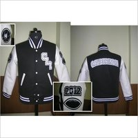 Casual Varsity Jacket