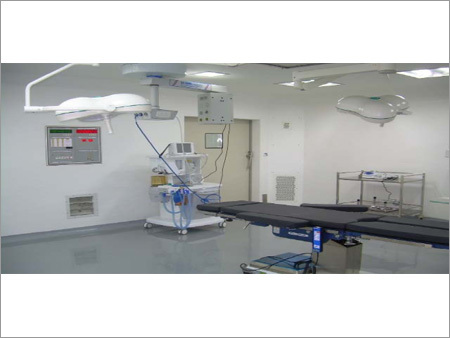 Corian Operation Theater
