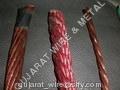 Enamelled  Cu Rope