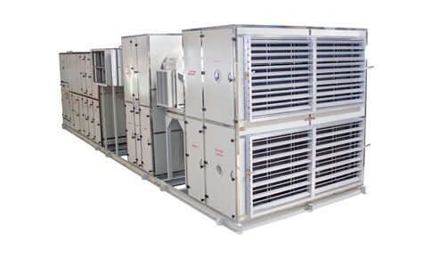 Fluted Large Bed Dehumidifier