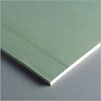 Water Resistant Gypsum Board