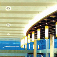 Flange Strip Roof Ceiling