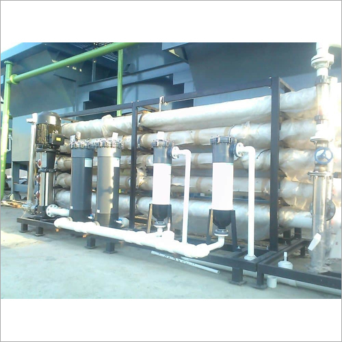 Boiler Feed Water Treatment Plant