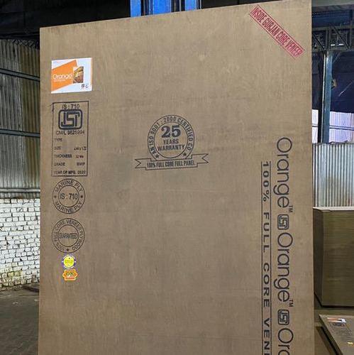 Orange Marine Plywood
