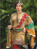Banarasi Churidar Suits