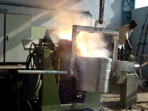 Steel Melting Induction  Furnace