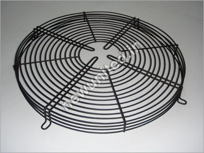 Railways AC Fan Guard
