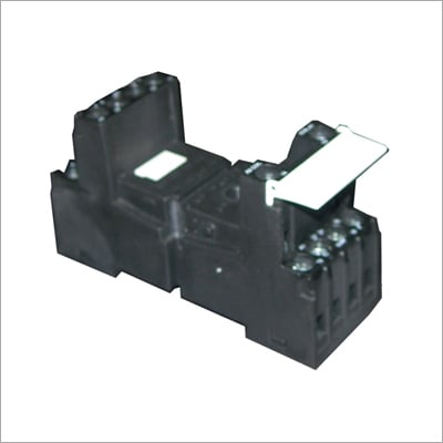 Relay Socket Contact Load: High Power