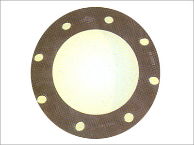 Gasket For Rubber Flanges