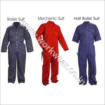Safety Boiler Suits