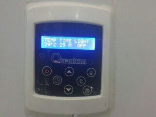 Control Panel Steam Generator