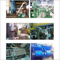 Heavy Duty De Coiler Machine