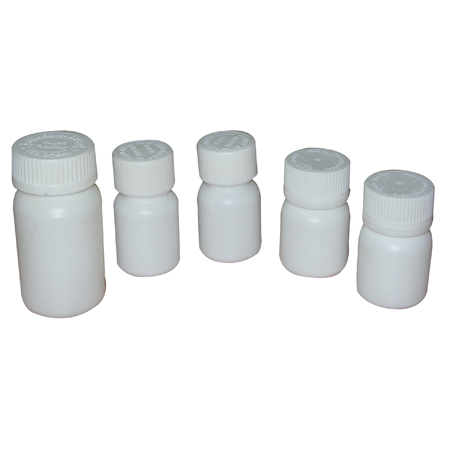 Child Resistant Cap Container