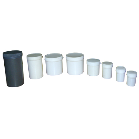 Plastic Security Pack Container