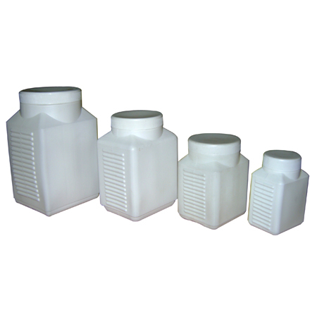 Plastic Rib Jar