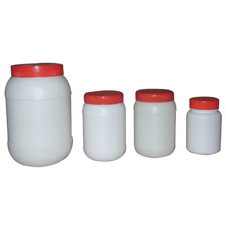 Plastic Ogle Jar