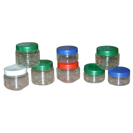 Plastic Gel Jar