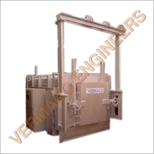 Heat Treatment Furnace Door Type