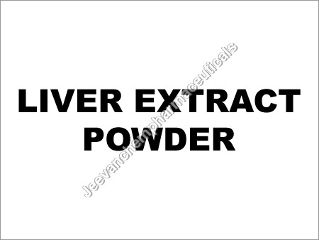 Liver Extract Powder
