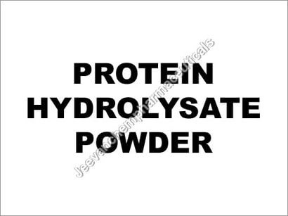 Protein Hydrolysate Powder Protein: Not Less Than 75%
