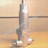 Hydraulic Foot Operated Pump