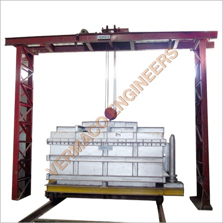 Heat Treatment Furnace Bell Type