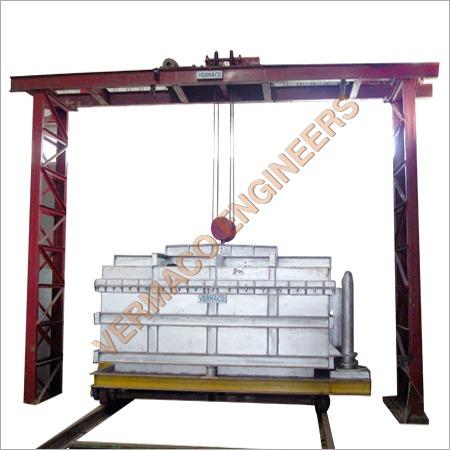 Heat Treatment Furnace Bell Type