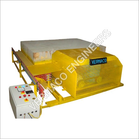 Motorised Metal Transfer Trolley