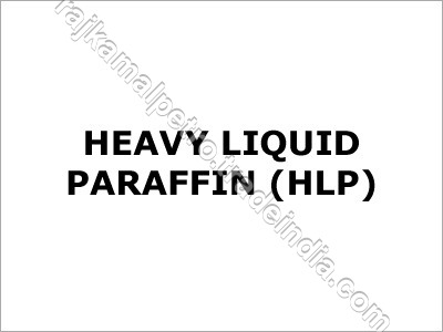 Heavy Liquid Paraffin Wax