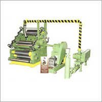 Oblique Type Single Facer Machine