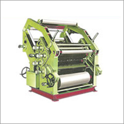 Fingerless Type Single Facer Corrugated Machine