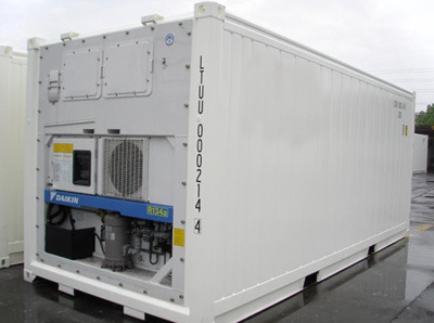 20' / 40' ISO type Reefer Container