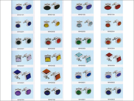 Colourfull Cufflink