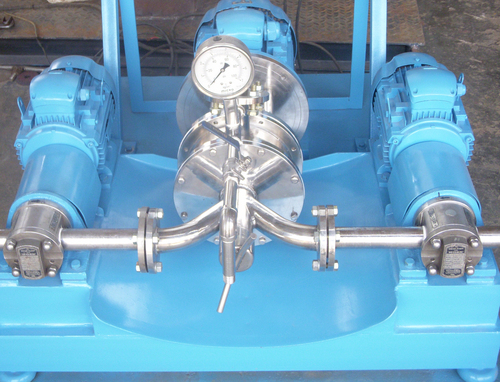 Bitumen Emulsion Machine