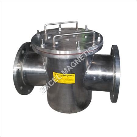 Pipe Line Magnetic Separator