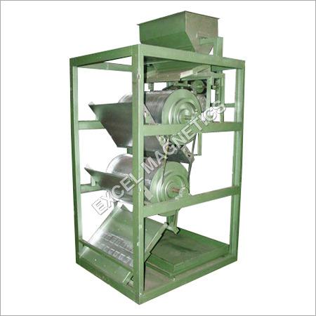 Double Drum Magnetic Separator