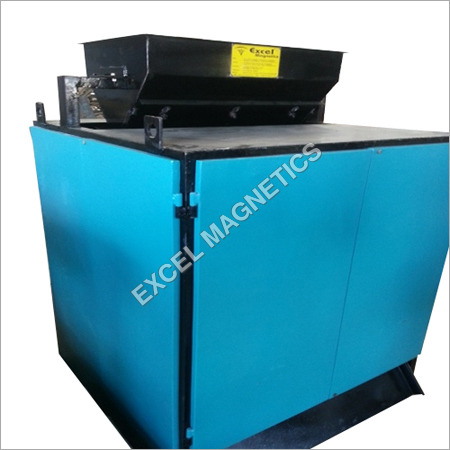Low Intensity Magnetic Separator